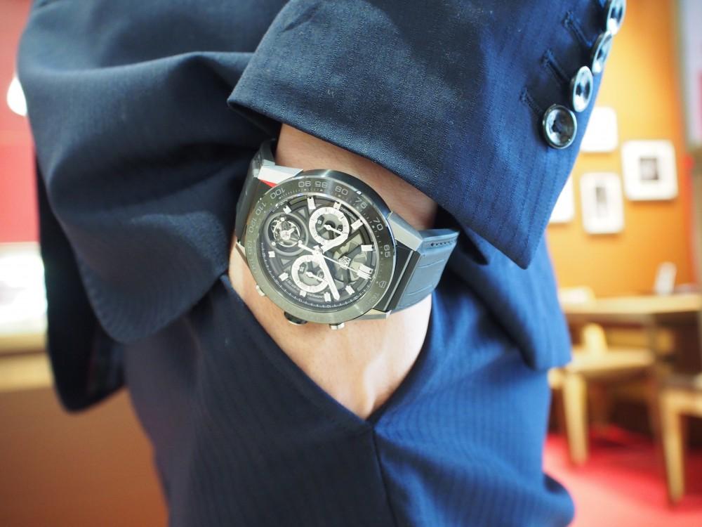 タグ・ホイヤー/憧れのトゥールビヨンが100万円台で買えるチャンス!