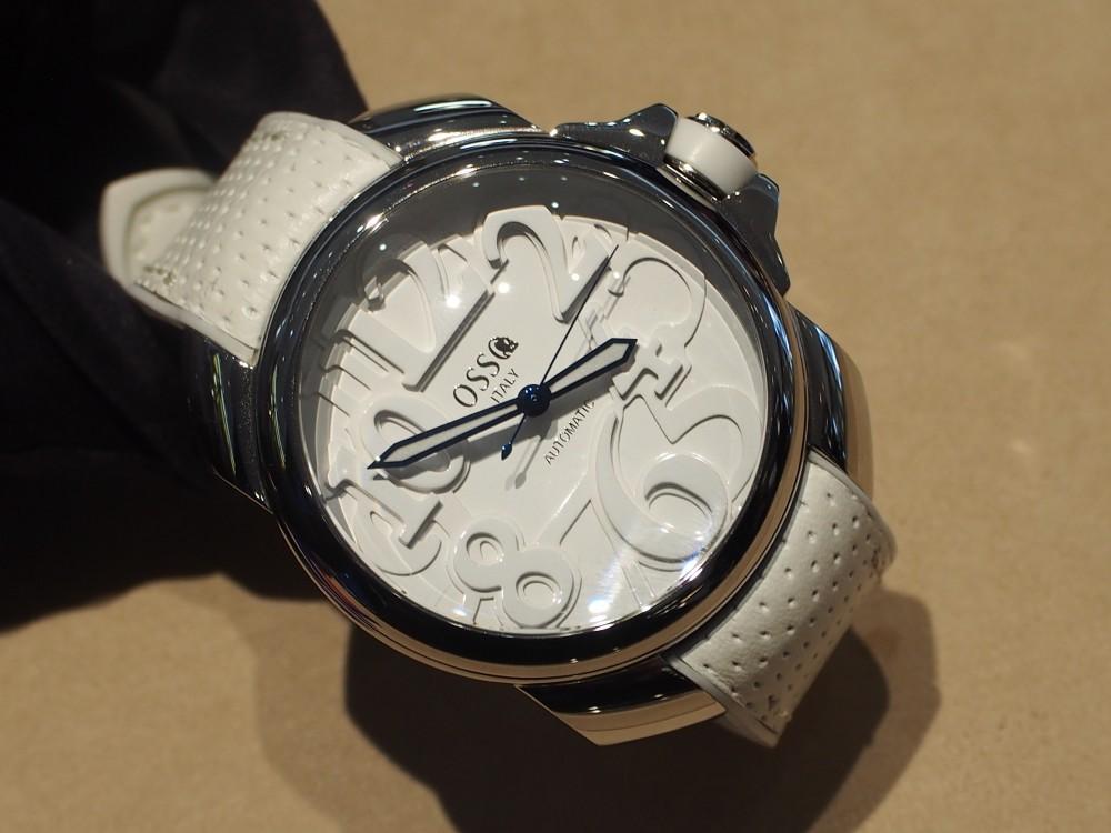 夏につけたい時計ナンバー1!オッソイタリィもジャン・ルソーで変身☆-その他ブランド用 OSSO ITALY ジャン・ルソー オーダーストラップ -P7284397