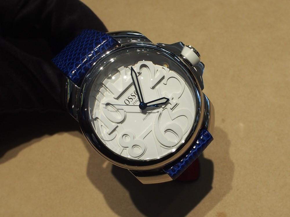 夏につけたい時計ナンバー1!オッソイタリィもジャン・ルソーで変身☆-その他ブランド用 OSSO ITALY ジャン・ルソー オーダーストラップ -P7284406