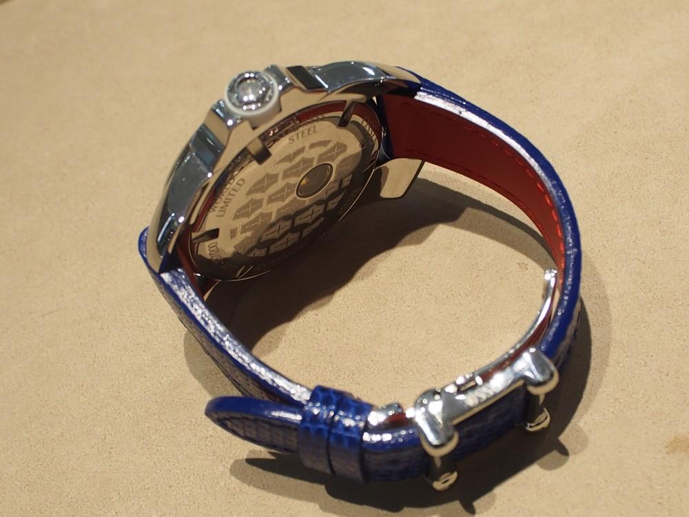 夏につけたい時計ナンバー1!オッソイタリィもジャン・ルソーで変身☆-その他ブランド用 OSSO ITALY ジャン・ルソー オーダーストラップ -P7284407