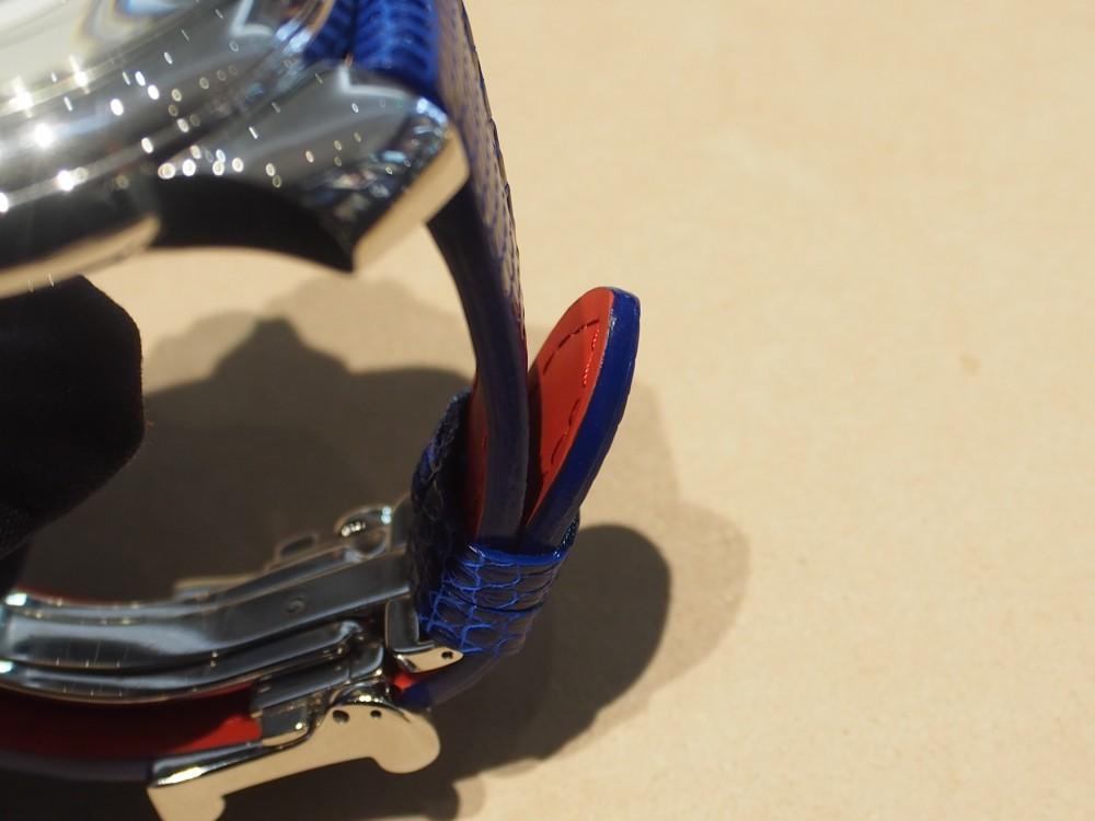 夏につけたい時計ナンバー1!オッソイタリィもジャン・ルソーで変身☆-その他ブランド用 OSSO ITALY ジャン・ルソー オーダーストラップ -P7284408