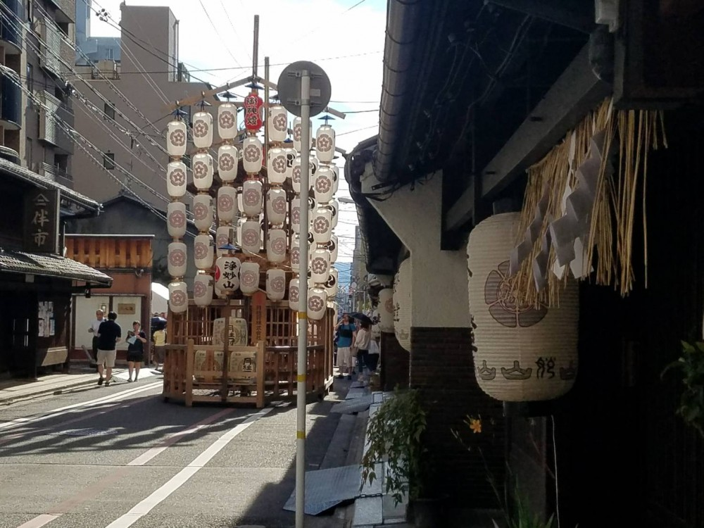 祇園祭後祭(あとまつり) 7月24日は山鉾巡行。oomiya京都店は通常営業しております。-京都店からのお知らせ -S_8306188927623