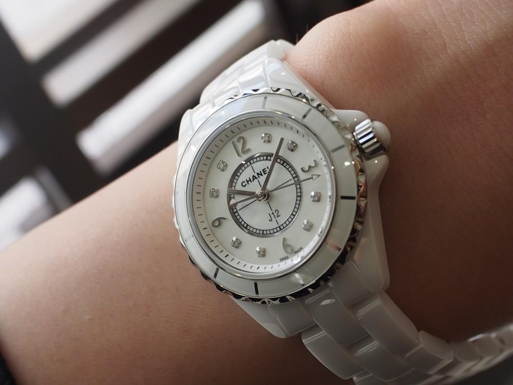 【CHANEL FAIR】オオミヤ京都店スタッフがオススメするシャネルの時計!J12ホワイト/H2570