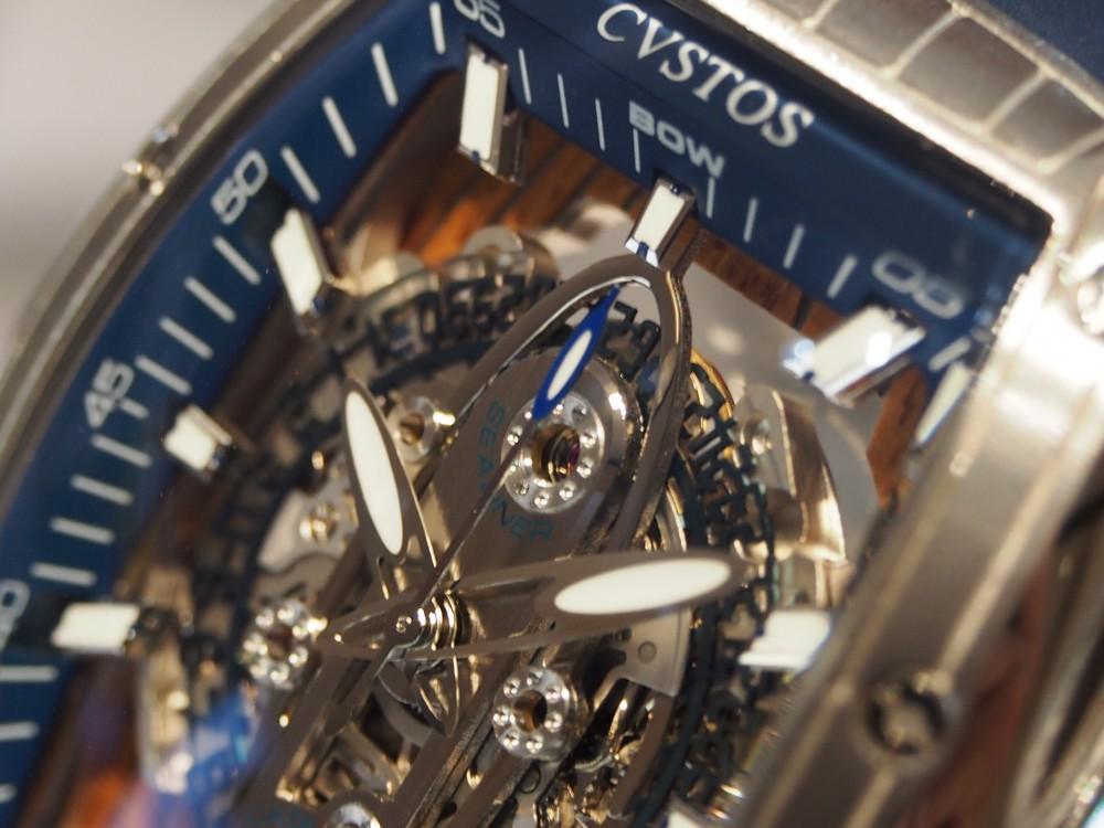 【クストス】No.1人気モデル「チャレンジ シーライナー」が再入荷!CVT-SEA ST-CVSTOS -P8114644