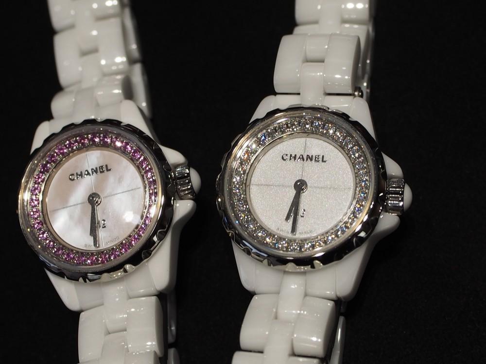 今シャネルの時計を買うならJ12・XSホワイト☆H5512/H5237/H5238-CHANEL -P8194788