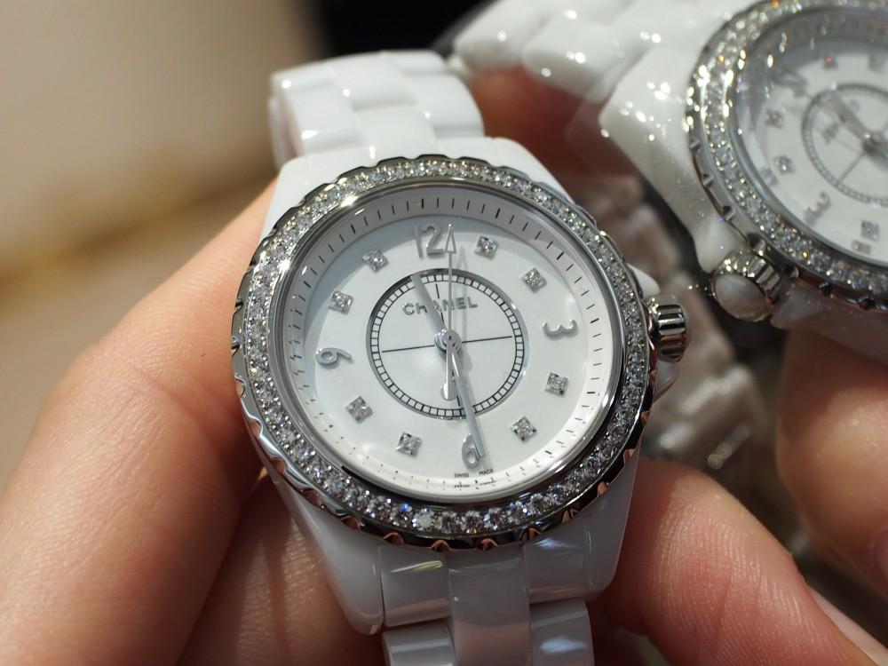 2本目のシャネルはダイヤモデルが欲しい!H3110/H3108-CHANEL -P9109341