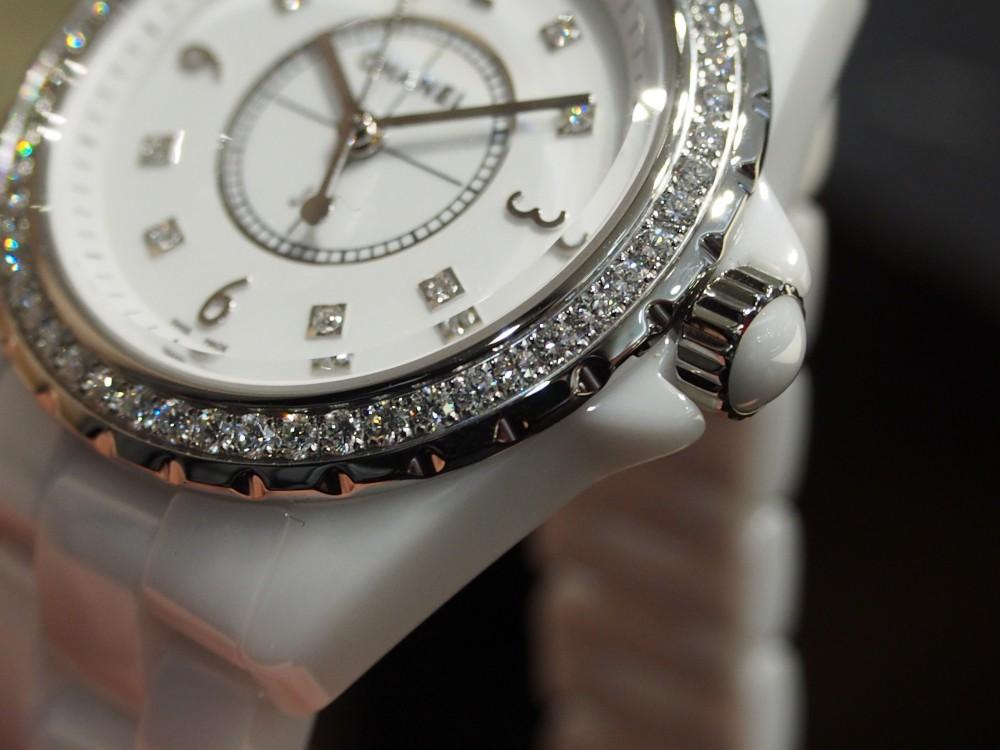 2本目のシャネルはダイヤモデルが欲しい!H3110/H3108-CHANEL -P9109345