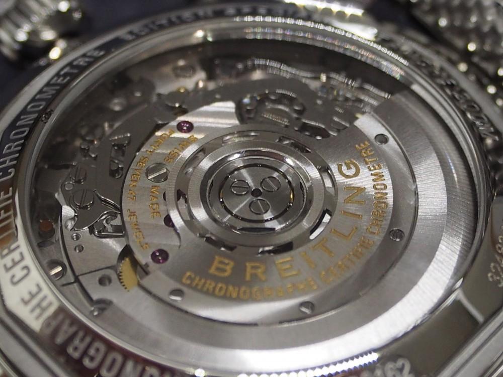 お時計を末永くご愛用いただくためにはメンテナンスが必要です~ブライトリング編~-BREITLING 京都店からのお知らせ スタッフつぶやき -PA129748