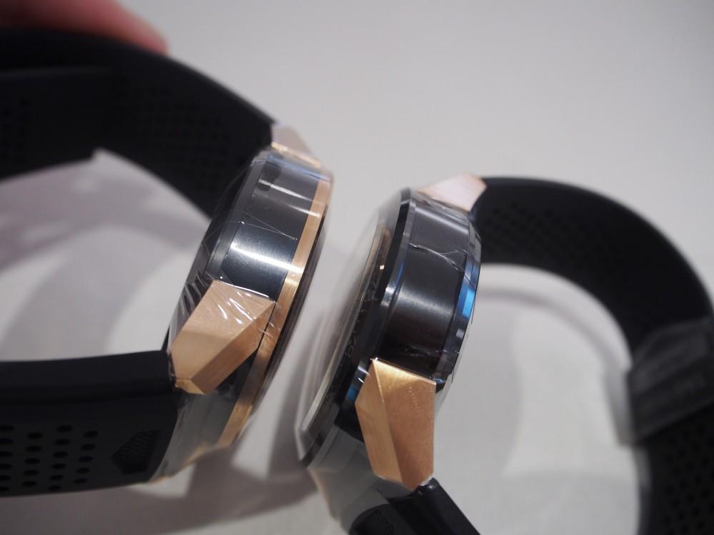 タグ・ホイヤー/2ミリの違いで印象が大きく変わる!?43mmと45mmを見比べてみました!-TAG Heuer -PB010149