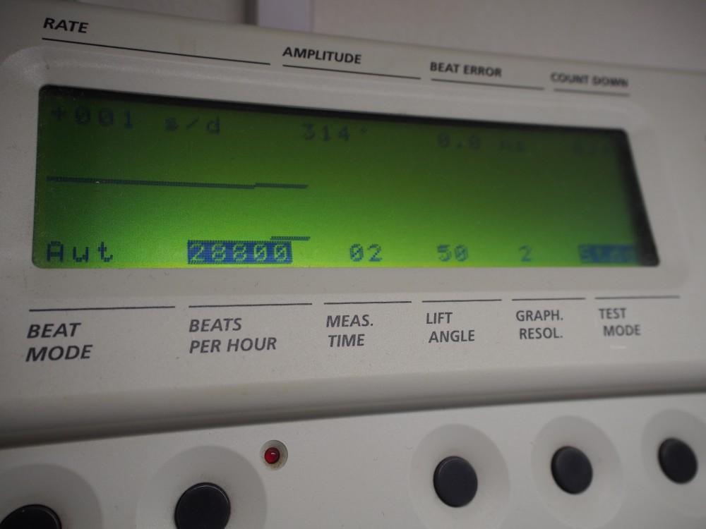 """【ブライトリング フェア】顧客様向けアフターサービス""""お時計洗浄""""の裏側、お見せします。-BREITLING 京都店からのお知らせ スタッフつぶやき -PB020182"""