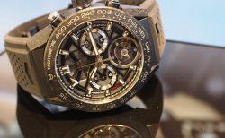 タグ・ホイヤー カレラ キャリバー ホイヤー02T /時計好きの憧れ「トゥールビヨン」