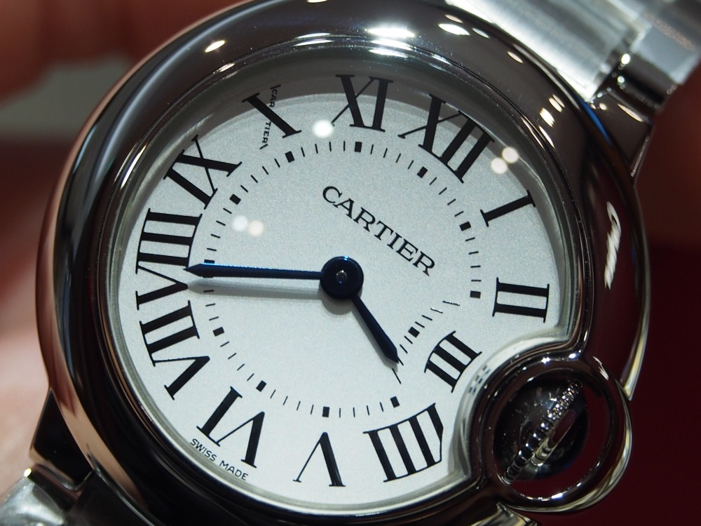 スタッフも愛用♡カルティエバロンブルー入荷しました!-Cartier(取扱い終了) -PB110476