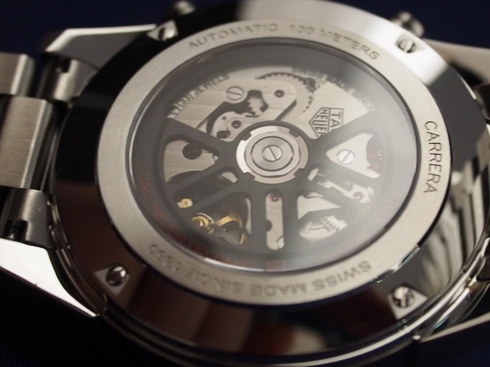 タグ・ホイヤー初GMT搭載自社製ムーブメントを搭載した「カレラ ホイヤー02 GMT」-TAG Heuer -PC030911