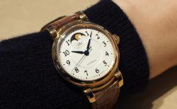 ニットの上からでも腕時計を楽しもう♪IWCダ・ヴィンチ/IW459308