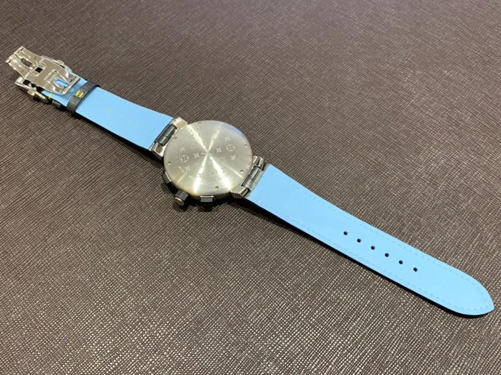 ストラップが切れてしまった時計もジャン・ルソーのオーダーストラップで再び愛用できます。-その他ブランド用 ジャン・ルソー オーダーストラップ oomiya京都店のお客様 -10b5d6706680f4028384a57658e2fc40