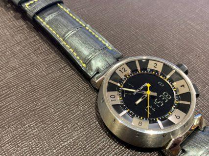 ストラップが切れてしまった時計もジャン・ルソーのオーダーストラップで再び愛用できます。