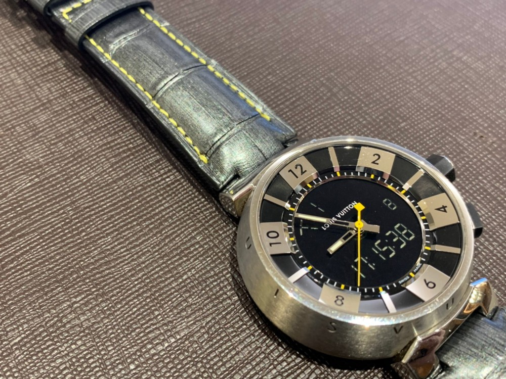 ストラップが切れてしまった時計もジャン・ルソーのオーダーストラップで再び愛用できます。-その他ブランド用 ジャン・ルソー オーダーストラップ oomiya京都店のお客様 -65266aa89a0dd0b008c4727fca5a27dd