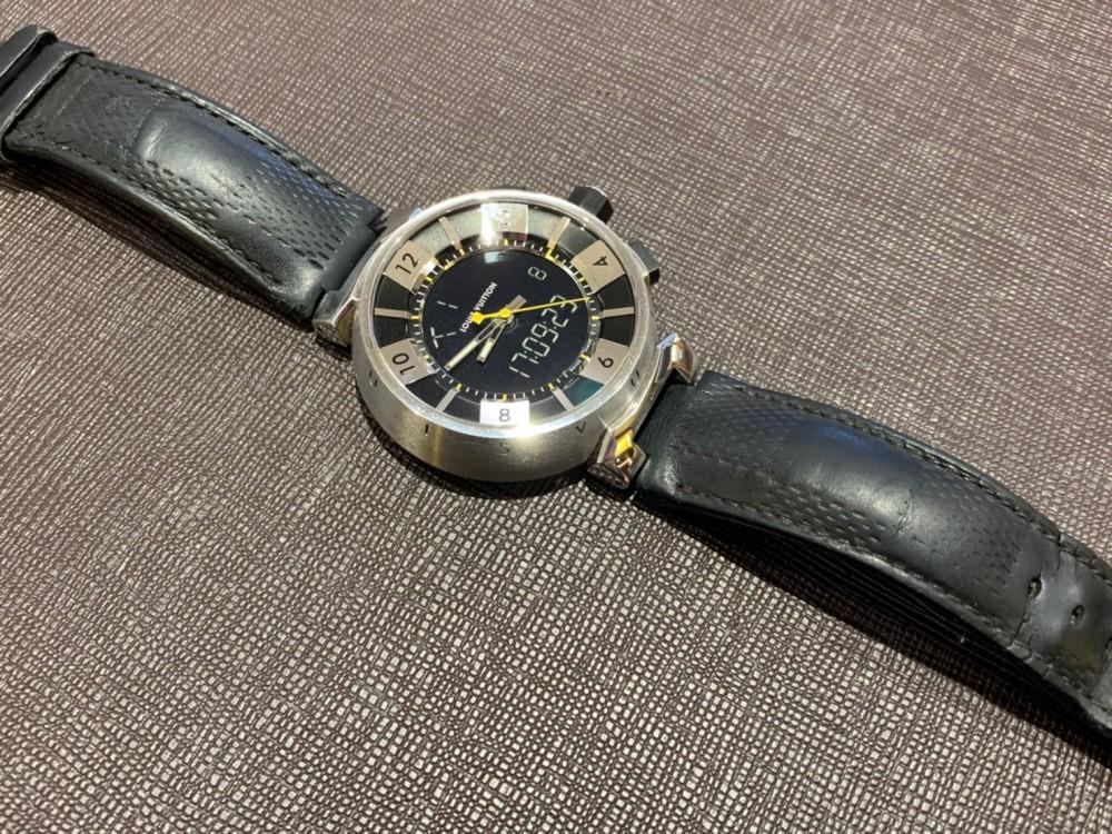 ストラップが切れてしまった時計もジャン・ルソーのオーダーストラップで再び愛用できます。-その他ブランド用 ジャン・ルソー オーダーストラップ oomiya京都店のお客様 -c3b1430820646af2802c96750fb59dc5