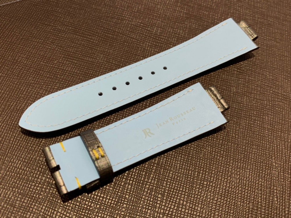 ストラップが切れてしまった時計もジャン・ルソーのオーダーストラップで再び愛用できます。-その他ブランド用 ジャン・ルソー オーダーストラップ oomiya京都店のお客様 -c576680e3d93ae10ffb5dee4609ba1c0
