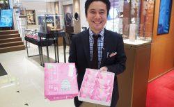 お世話になっておりますK様より、名古屋のお土産「名古屋ふらんす」いただきました☆
