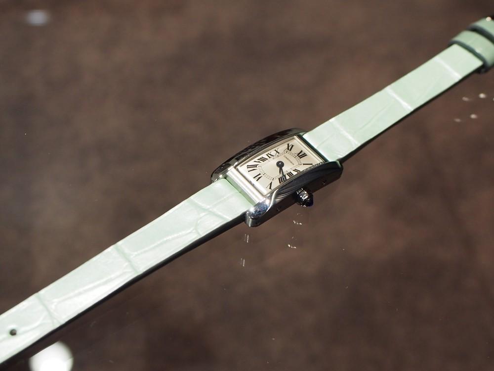 愛されカラーのオーダーストラップ♪/ジャン・ルソー×カルティエ-カルティエ用 Cartier(取扱い終了) ジャン・ルソー オーダーストラップ -P3292406