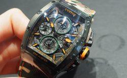 クストス限定モデルを一挙ご紹介!フェア期間中なら憧れの時計も手に入る!