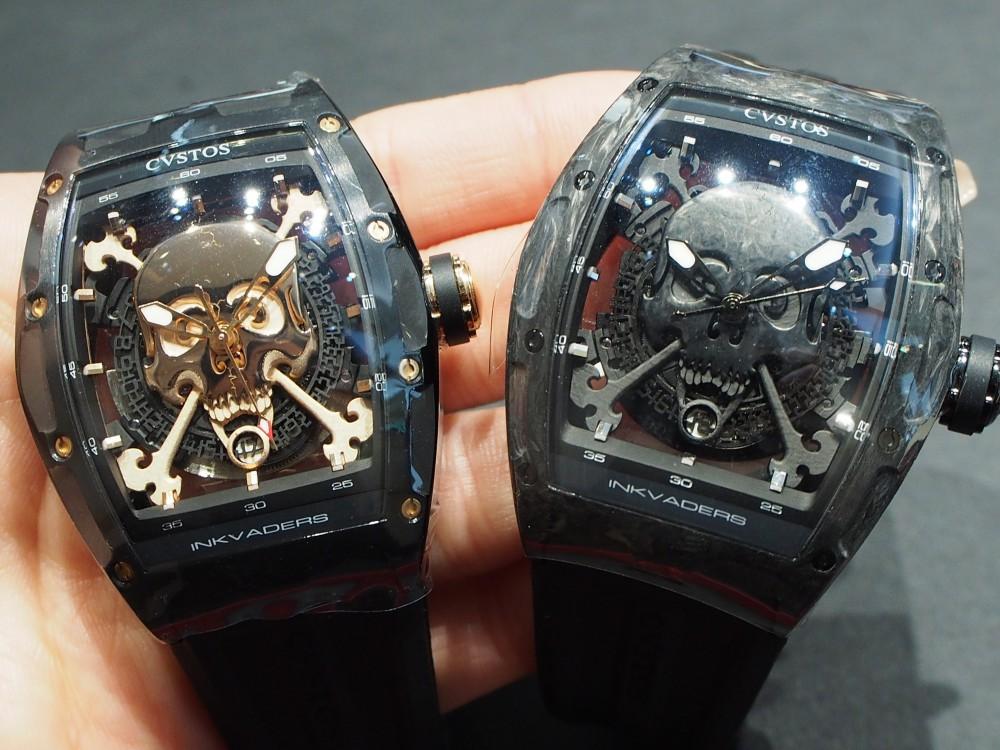 クストス限定モデルを一挙ご紹介!フェア期間中なら憧れの時計も手に入る!-CVSTOS etc・・・ -P4210513