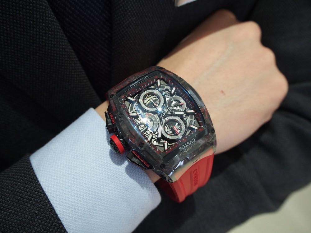 かぶらない時計が欲しいならクストスのチャレンジ クロノ-CVSTOS -P5040842