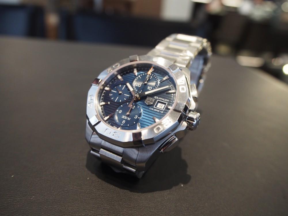 300メートル防水なら時計を着けたまま海にだって潜れちゃう!タグ・ホイヤーのダイバーズウォッチ!-TAG Heuer -P5040849