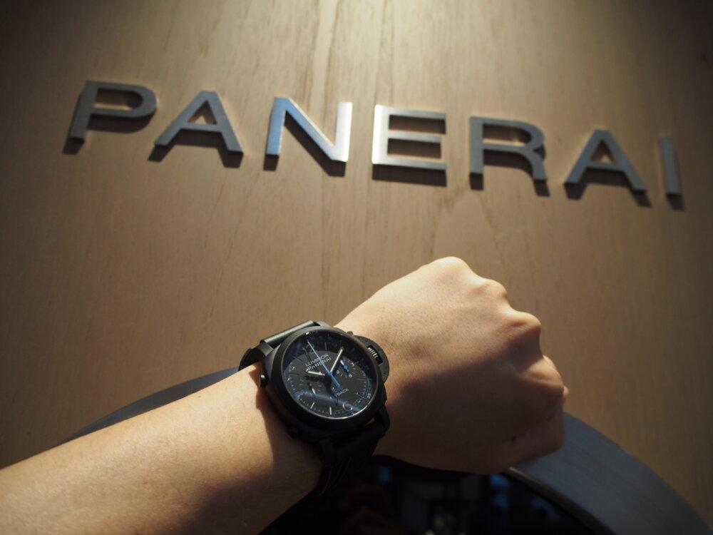 2019年新作、パネライ ルミノール ヨット チャレンジ PAM00788が入荷しました!-PANERAI -P1011213