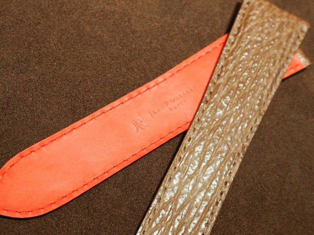 【ジャン・ルソー】夏に向けて、ストラップも衣替え♪~カルティエ タンクMC~-カルティエ用 ジャン・ルソー オーダーストラップ oomiya京都店のお客様 -P6010411