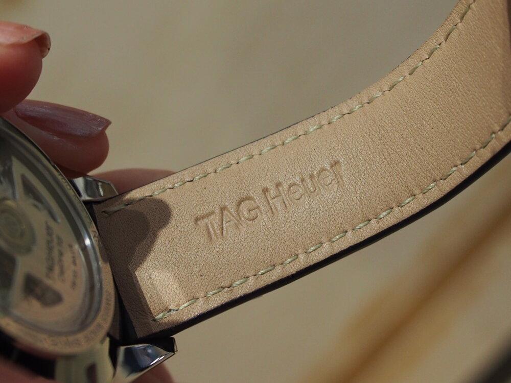 【タグ・ホイヤー】ブレスor革ベルトあなたはどっち派?カレラキャリバー16クロノグラフ-TAG Heuer -P6281937-1