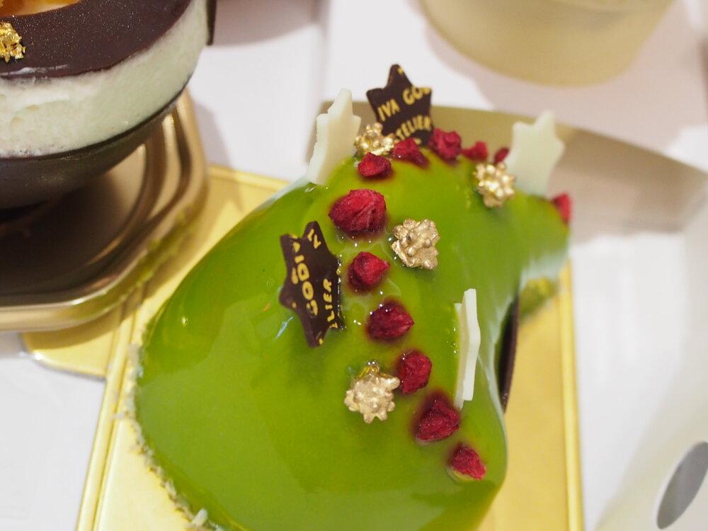 K様よりゴディバのケーキ頂きました♪-oomiya京都店のお客様 スタッフつぶやき -P6281957