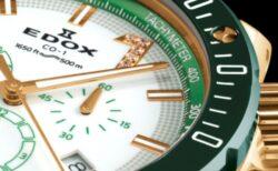 2019年新作!エドックス創設135周年を記念したクロノオフショア1 リミテッドエディション