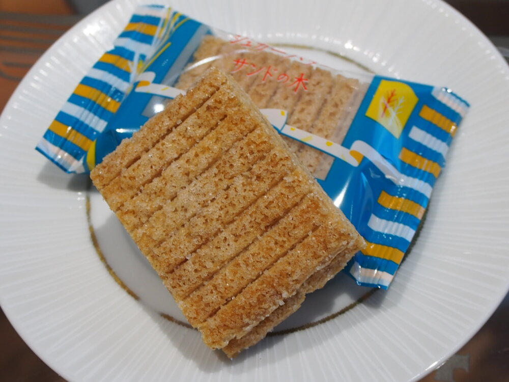 F様よりまたまた頂きました!シュガーバターサンドの木♪-oomiya京都店のお客様 スタッフつぶやき -P7182454