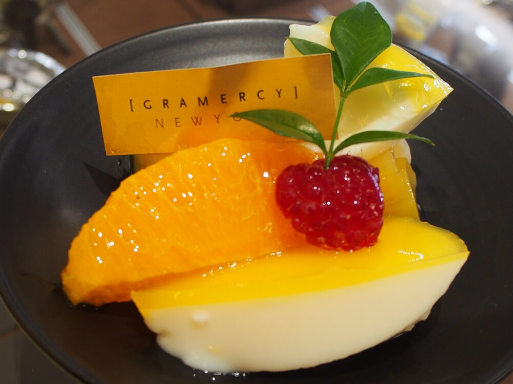 Y様より、可愛くてお洒落なホールケーキをいただきました☆-oomiya京都店のお客様 スタッフつぶやき -P7192461-1