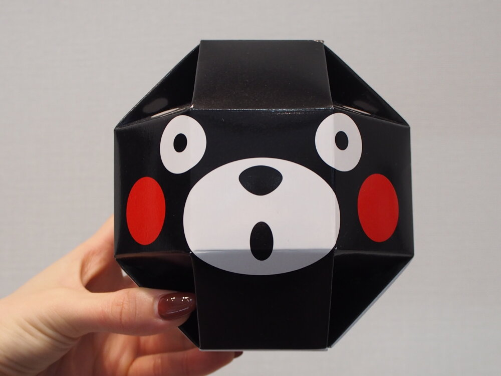 F様より可愛い♡くまモンのクランチチョコレート頂きました.-oomiya京都店のお客様 スタッフつぶやき -P7302887