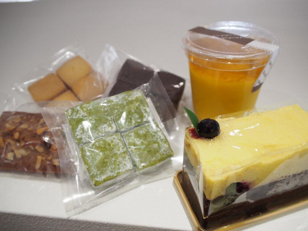 K様より夏の暑さも吹き飛ばす可愛い焼き菓子頂きました♪-oomiya京都店のお客様 スタッフつぶやき -P8100132