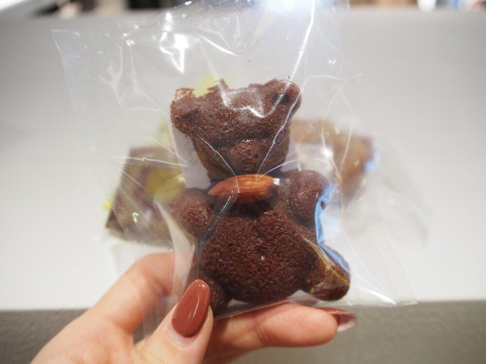 K様より夏の暑さも吹き飛ばす可愛い焼き菓子頂きました♪-oomiya京都店のお客様 スタッフつぶやき -P8100134
