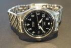 【IWC/パイロットウォッチ】視認性に富んだ超シンプル時計!「マークXVIII」