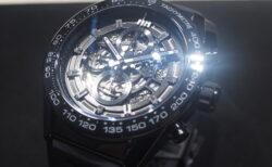 タグ・ホイヤー/あなたが結婚式に着けて行きたい時計は?