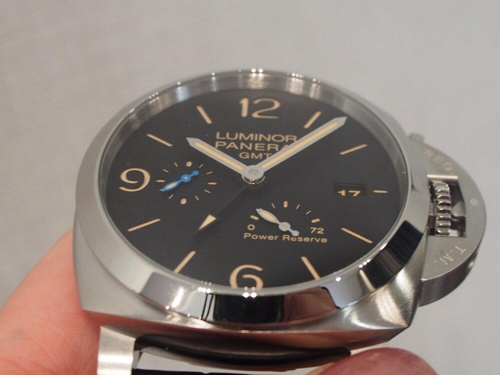 【パネライ】機械式時計デビューの方も使いやすい!!しっかり便利な機能が入ったPAM01321-PANERAI -P9010024