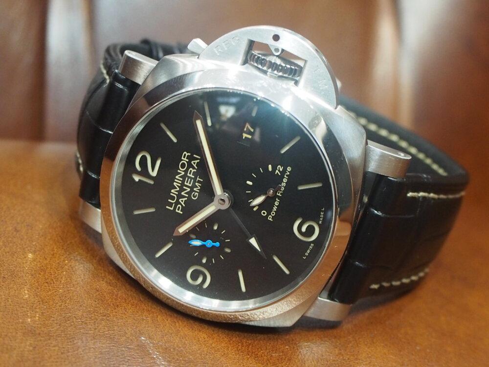【パネライ】機械式時計デビューの方も使いやすい!!しっかり便利な機能が入ったPAM01321-PANERAI -P9010031