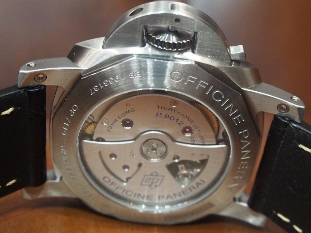 【パネライ】機械式時計デビューの方も使いやすい!!しっかり便利な機能が入ったPAM01321-PANERAI -P9010033