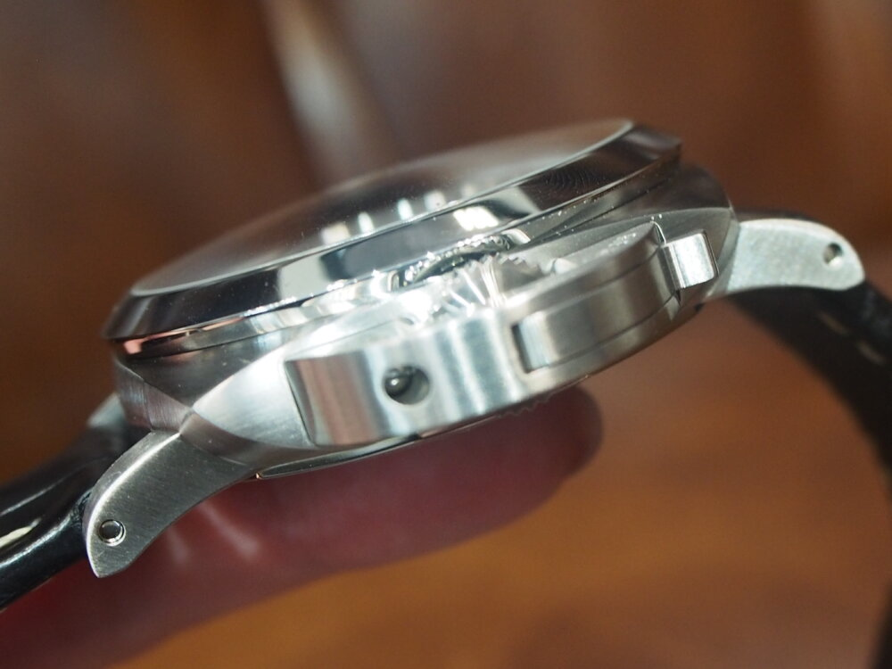 【パネライ】機械式時計デビューの方も使いやすい!!しっかり便利な機能が入ったPAM01321-PANERAI -P9010037