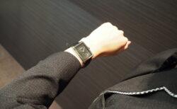 余計なものが一切ない、シンプルな腕時計シャネル ボーイフレンド H5319