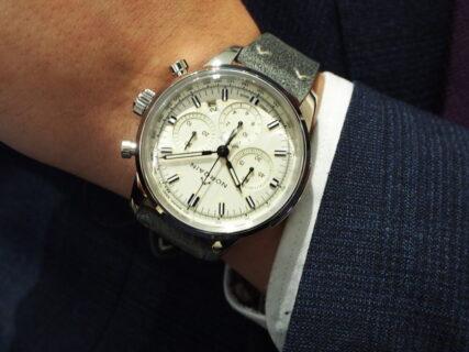 ノルケイン / 1960年代の腕時計を想起させるデザイン『フリーダム 60 クロノ オート』