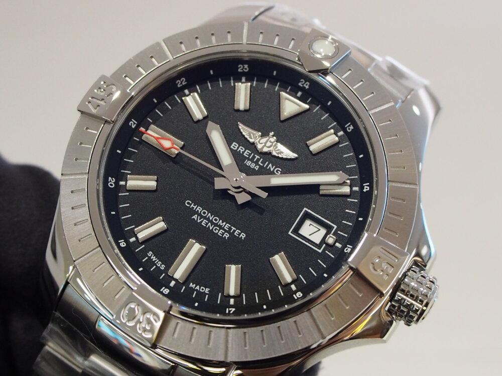 成人・新社会人になったお祝いにオススメの腕時計のご紹介♪-BREITLING MAURICE LACROIX NORQAIN TAG Heuer -PB070543