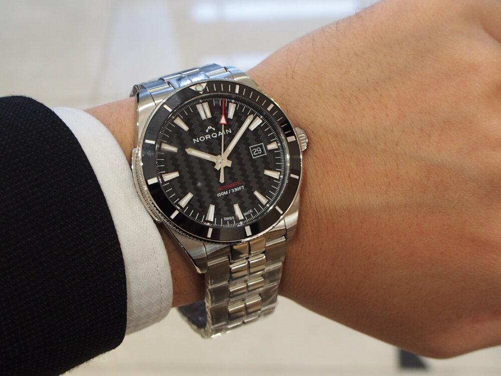 成人・新社会人になったお祝いにオススメの腕時計のご紹介♪-BREITLING MAURICE LACROIX NORQAIN TAG Heuer -PC240940