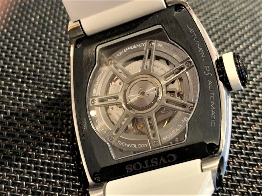 クストス 新作「ジェットライナーⅡ」は機械式時計の天敵《磁石》を搭載!?-CVSTOS -S__28237830